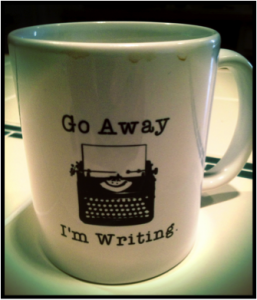 GoAwayI'mWriting