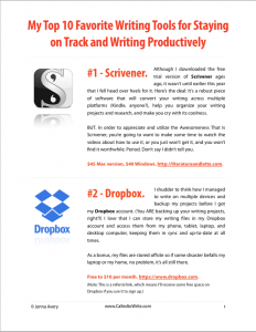 Writing Tools Guide