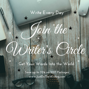 Join the Writer's Circle