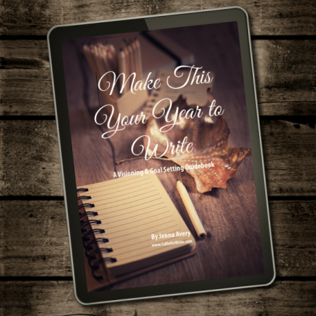 Make This Your Year to Write